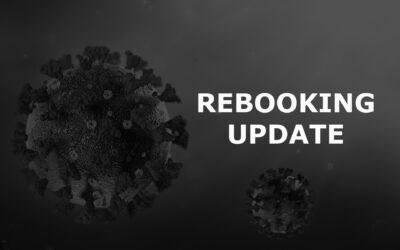 Lockdown Rebooking Update